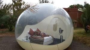 chambres bulles les chambres bulles au maroc prose kawa