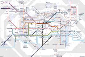 Transport Map Urban Transport Maps Could Be Too Complex For The Human Mind The