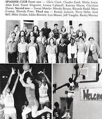 cbell high school yearbook athletes in their high school yearbook si