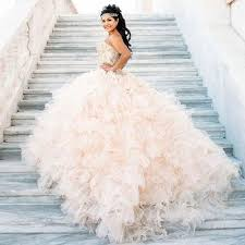 quinceanera dresses for children 2017 custom light pink quinceanera dress
