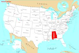 Tennessee Political Map by Alabama On Map Adriftskateshop