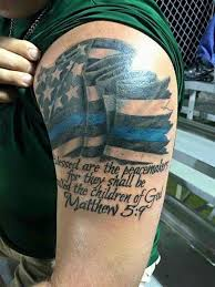 66 best law enforcement tattoos images on pinterest beautiful