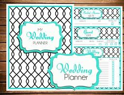 best wedding planner binder wedding planning binder printables the best letter sle