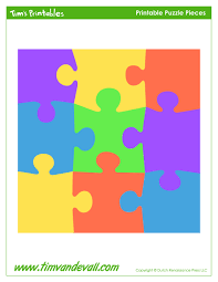 printable puzzle piece stickers tim u0027s printables