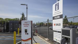 smud opens fast charge station for electric cars in citrus heights