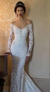 brautkleid spitze langarm 2015 und 2016 spitze langarm brautkleid berta bridal stylesuche