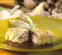 recette de cuisine filet de faisan filets de faisan en croûte aux chignons des bois colruyt