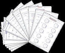 fourth grade math worksheets
