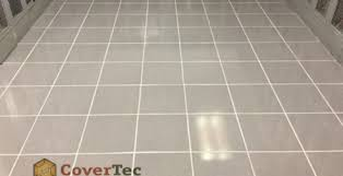 low maintenance vinyl floor coating covertec products