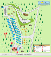 Eastern Tennessee Map by Camp Leconte Luxury Outdoor Resort Find Campgrounds Near