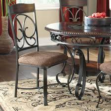 dining room table round whitesburg round dining room table by ashleyre tenpenny wonderful