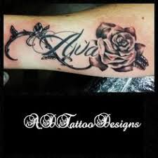tattoo on my left side for my wife jacqueline rose tattoos