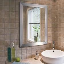 Oval Bathroom Mirrors Brushed Nickel 34 Best Bathroom Mirrors Images On Pinterest Bathroom Mirrors