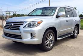 lexus truck 2007 2015 lexus lx 570 exhaust start up full review youtube