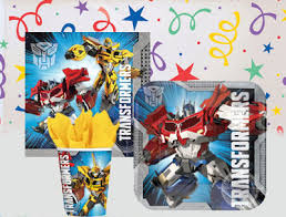 transformers party supplies birthday party supplies birthday jubilee