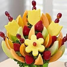 edible fruit bouquets edible fruit arrangements fruit bouquets 16 photos gift shops