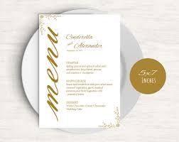 wedding menu template gold template wedding bar menu signs signature cocktail printable