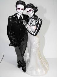 sugar skull cake topper skeleton wedding cake toppers idea in 2017 wedding