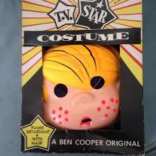 1960 Halloween Costumes 1960 Ben Cooper Vintage Dennis Menace Halloween Costume