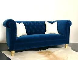 deep blue velvet sofa deep blue velvet tufted sofa velvet tufted sofa tufted sofa and blue