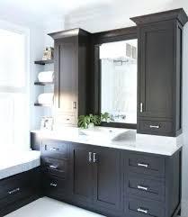 Bathroom Tower Cabinet Tower Cabinet Bathroom White Tower Bathroom Cabinet Gilriviere