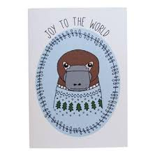 australian made christmas card pack by danilalo designs bits of