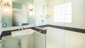 1940s bathroom design remodel transforms 1940s master bathroom angie s list