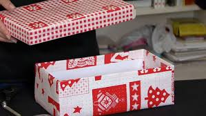 wrapping boxes gift wrap with shoe boxes monkeysee