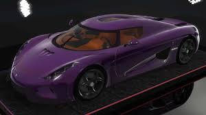 koenigsegg purple fresh prince creations sims 3 2015 koenigsegg regera