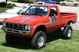 toyota trucks usa history of toyota trucks in the usa toytec lifts toyota lift kits