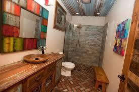 badezimmer modern rustikal rustic modern new construction rustikal badezimmer dallas