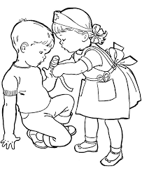 coloring pages of people coloring pages