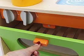 pretend kitchen furniture lewo wooden pretend kitchen cooking play set toys creative