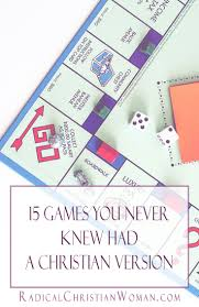 15 board games you never knew had a christian version radical