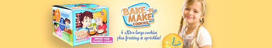 Cookie Decorating Kits Easy Bake N Make Cookie Decorating Kits For Kids