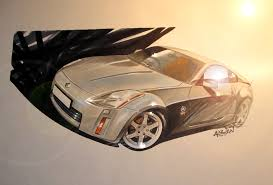 nissan 350z quick release nissan 350z marker drawing by auto concept deviantart com on