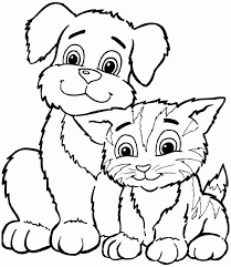 animal coloring pages for children coloring home