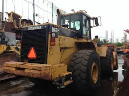 cat 966f ii wheel loader year 1992 dawood ahmed u0026 co