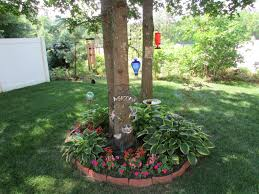 Backyard Trees Landscaping Ideas by 28 Marvelous Backyard Ideas Around Trees U2013 Thorplc Com Gardening