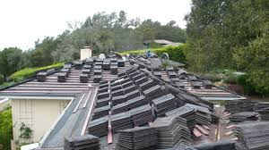 Flat Tile Roof Santa Barbara Roofing System Examples By Quality Roofing Santa Barbara