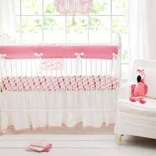 Infant Crib Bedding Boppy Cover Pink Flamingo Baby Bedding Set And