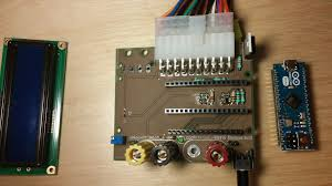 component dual voltage power supply multi use a tracking to