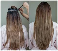 Vancouver Hair Extensions by Beauty How To Clip In Extensions Gumboot Glam A Vancouver