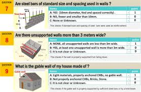 House Features 12 Point Checklist For An Earthquake Resistant House