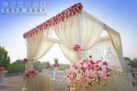 chuppah for sale 3m 3m 3m hotsale color square canopy drape chuppah arbor