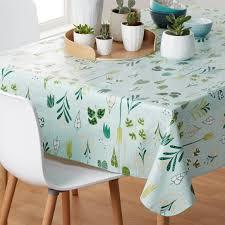 Oval Vinyl Tablecloth Inner Garden Vinyl Tablecloth Vinyl Tablecloth Urban Decor And