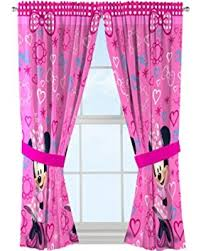 Fuchsia Pink Curtains Tis The Season For Savings On Disney Minnie Mouse Fuchsia Hearts