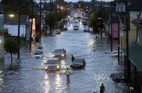 did climate change cause the new orleans flood nola