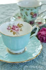 roses teacups aqua and roses teacups for the of tea aqua
