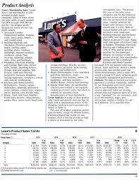 lowe u0027s annual report1978